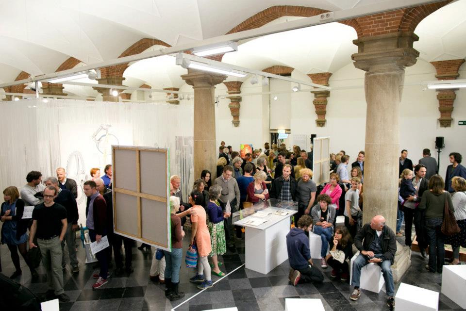 Opening Studio Verwey  14 September 2012 De Hallen Haarlem