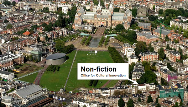 Non-fiction on Museumplein