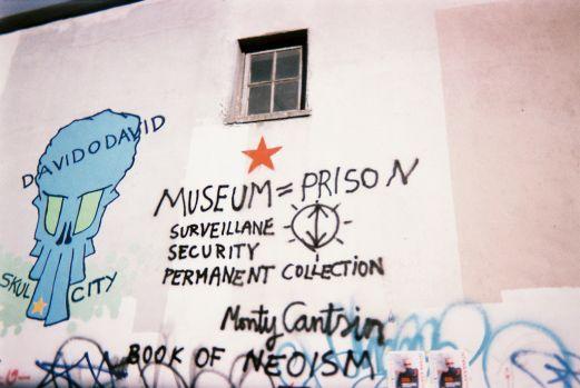 Museum = prison