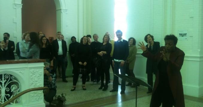 Claron McFadden at Stedelijk Museum