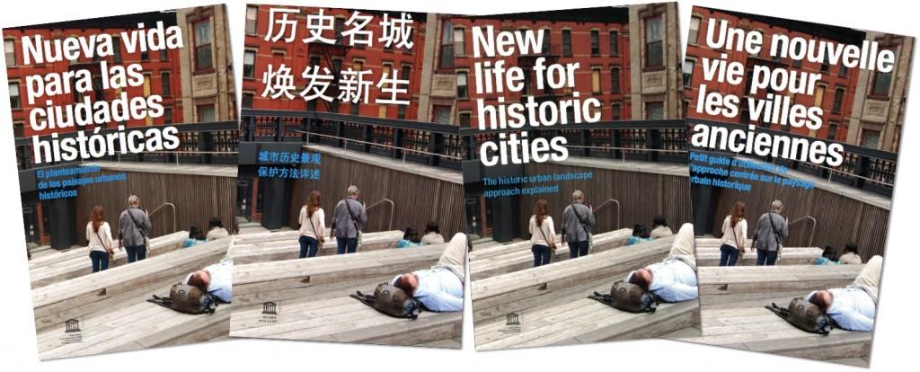 Non-fiction for UNESCO covers