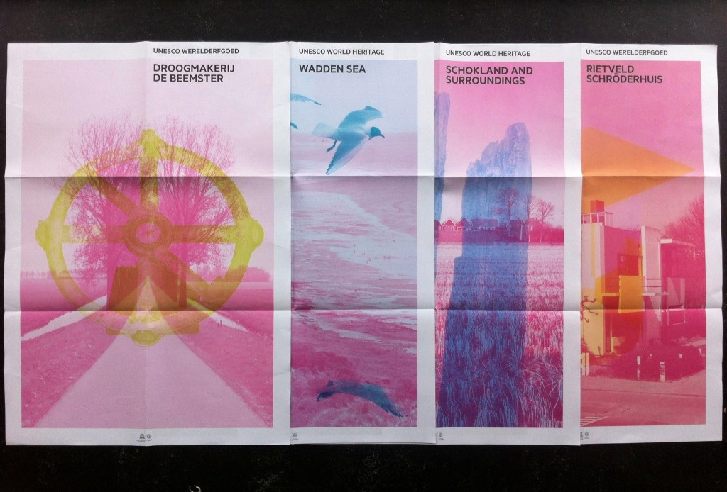 World Heritage Podium posters